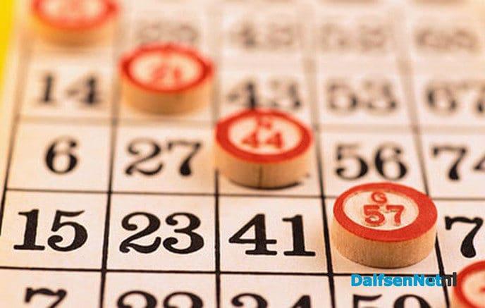 Bingo in de Trefkoele+ Dalfsen - Foto: Ingezonden foto