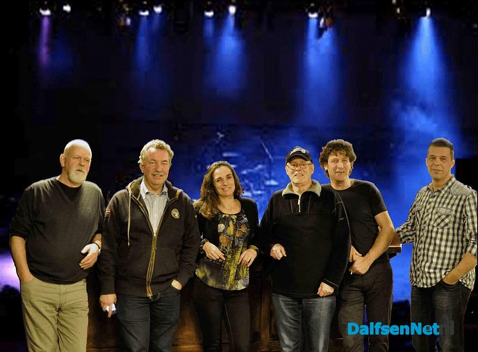 Carolina and the BluesMen op 17 maart bij Het Boskamp