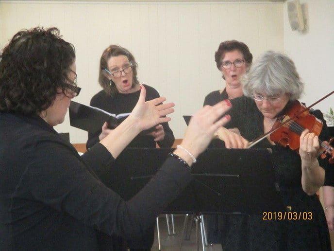 Bijzonder concert door Heino Vocaal - Foto: eigen geleverde foto