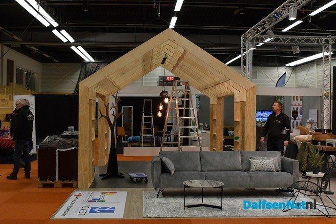 Vandaag opening van Damitobeurs Dalfsen - Foto: Johan Bokma