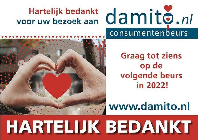 VAN HARTE dank voor een mooie Damito 2019