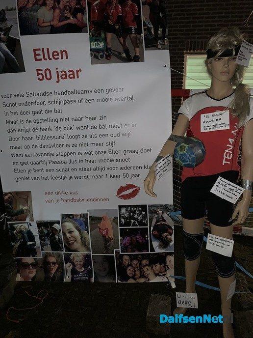 Ellen 50 jaar - Foto: Ingezonden foto