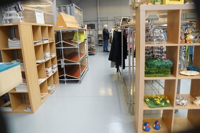 Kringloopwinkel  is in een nieuw jasje gestoken - Foto: eigen geleverde foto