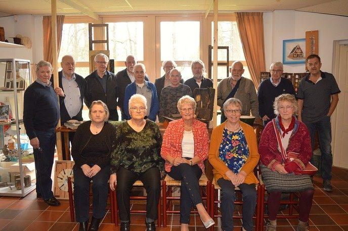 Reünie oud-leerlingen school A Nieuwleusen - Foto: eigen geleverde foto
