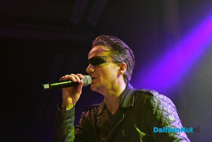 Oude tijden herleven met The U2 Tribute in de Trefkoele LIVE - Foto: Johan Bokma