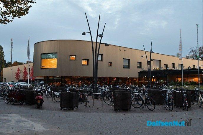 Ontruimingsoefening afgelopen dinsdag Trefkoele+ - Foto: Johan Bokma