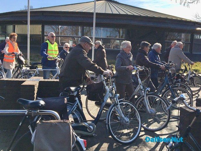 Maandelijkse fietstocht Saam Welzijn - Foto: Ingezonden foto