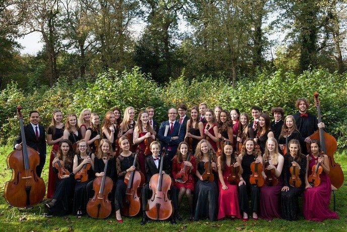 Film over Italiaanse dolle vreugde en concert Haydn Jeugd Strijkorkest in De Stoomfabriek