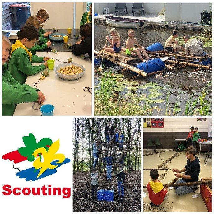 Open dag scouting Nieuwleusen - Foto: eigen geleverde foto