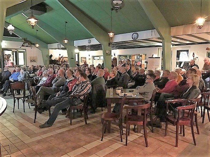 Film over de Vecht trekt volle zaal bij Het Boskamp - Foto: eigen geleverde foto