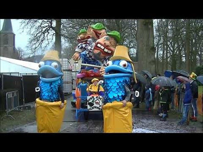 Carnavals optocht Vilsteren 2019 (Video)