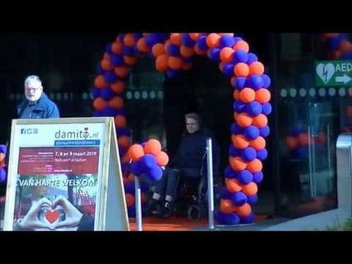Damito Consumentenbeurs trefkoele+ (video)