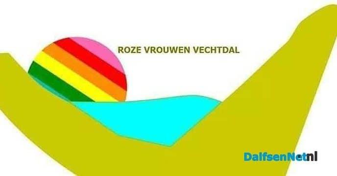 Boerengolf activiteit Roze vrouwen Vechtdal - Foto: Ingezonden foto