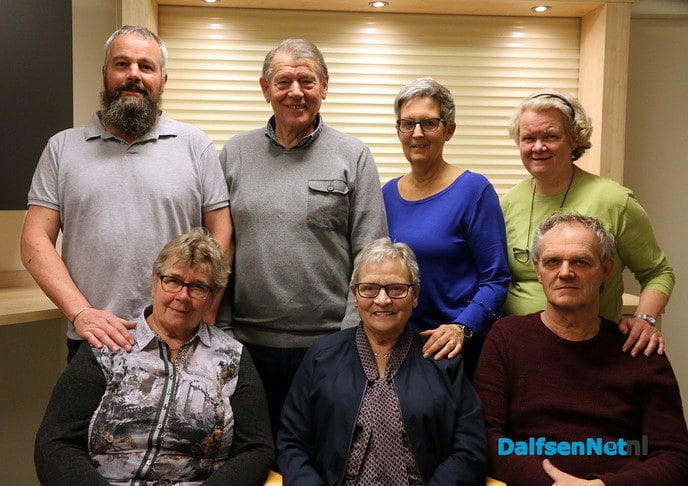 Seniorentoneel Lemelerveld speelt DE OVERVAL - Foto: Ingezonden foto