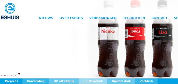 Eshuis lanceert nieuwe website én slimme webshop - Foto: eigen geleverde foto