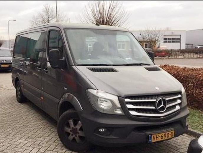 Mercedes Benz  Sprinter gestolen - Foto: Politie