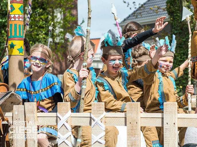 Oranjefeesten Dalfsen 2019 - Foto: eigen geleverde foto
