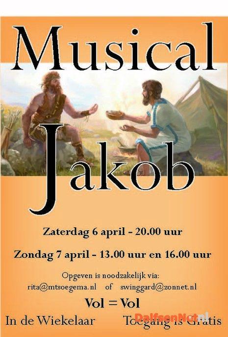 Musical Jakob - Foto: Ingezonden foto