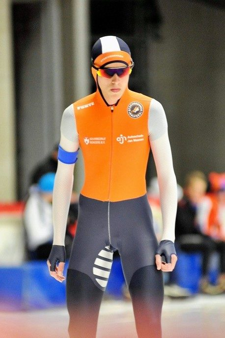 Mooie eerste 10 km Hermen Velthuis en Sybren Kemper - Foto: eigen geleverde foto