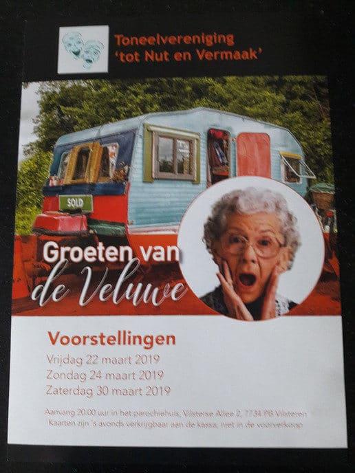Groeten vanaf de Veluwe - Foto: eigen geleverde foto