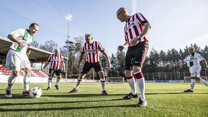 Walking Football! Binnenkort ook in Dalfsen?