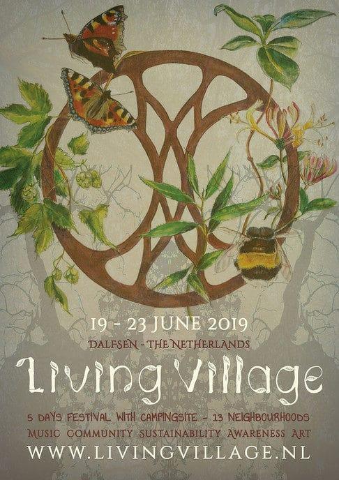 Living Village; meer dan een festival - Foto: eigen geleverde foto