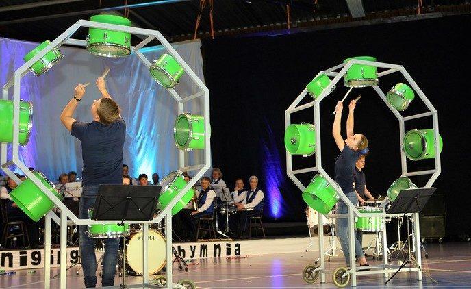 Jaaruitvoering muziekvereniging Polyhymnia - Foto: eigen geleverde foto