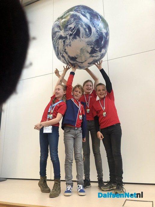 St Willibrordus uit Esch wint, De Polhaar op 2 - Foto: Ingezonden foto