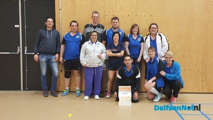 Team 3 BC Trefzeker kampioen! - Foto: Ingezonden foto