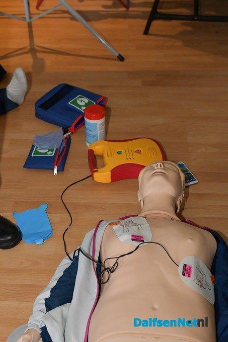 Meer AED's in centrum Dalfsen - Foto: Johan Bokma