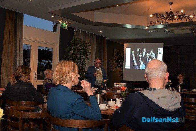 Ledenvergadering  Gemeentebelangen druk bezocht! - Foto: Johan Bokma