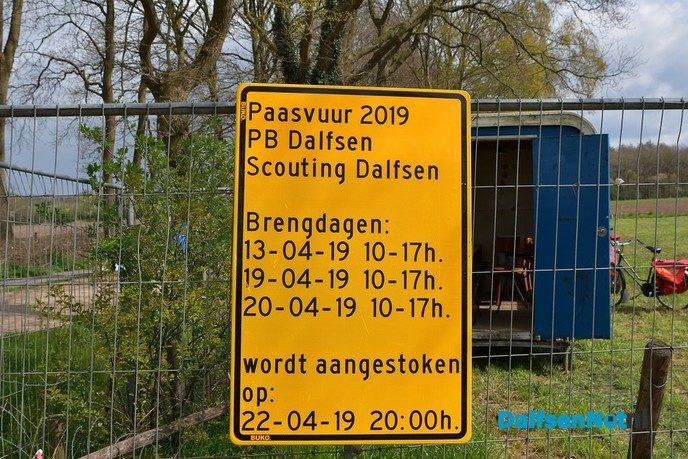 Mooi begin paasbult Dalfsen - Foto: Johan Bokma