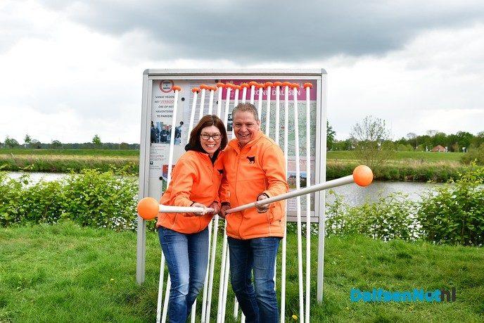 De Oranjevereniging kan terug kijken op fantastische dagen - Foto: Johan Bokma