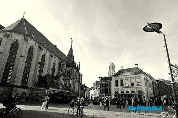 Dalfser fotograaf: De stad vertelt…..Zwolle - Foto: Ben Jonkman