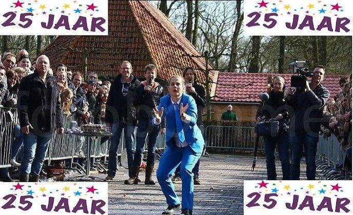 Recordpoging NK Eierengooien Nieuwleusen - Foto: eigen geleverde foto