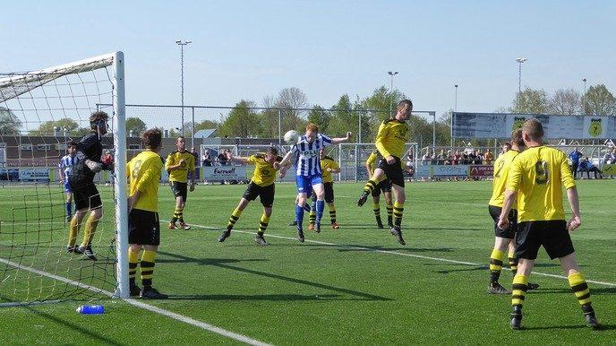 Prima overwinning USV op Steenwijker Boys (2-5)