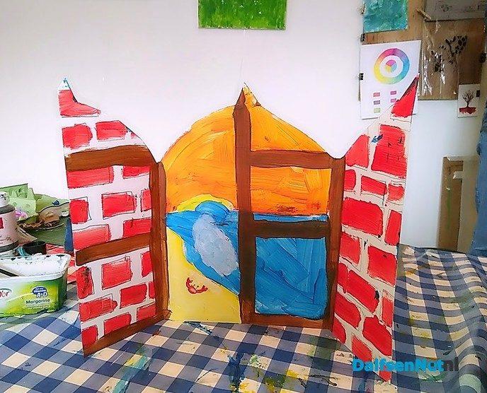 Kunst van het kinderatelier (7-12 jr) - Foto: Ingezonden foto
