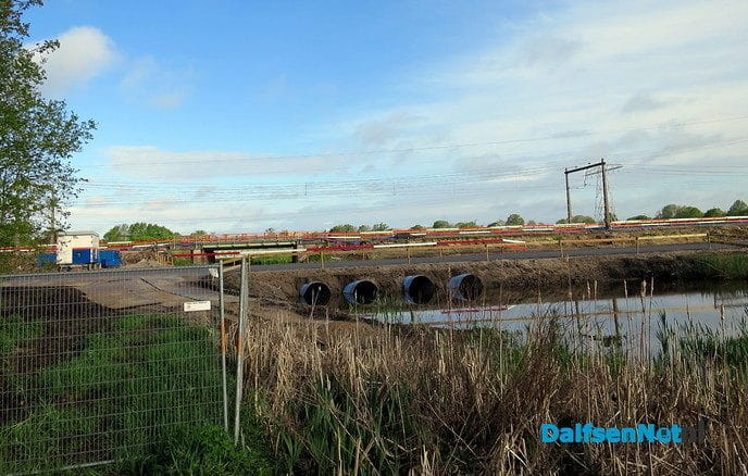 """Megaklus """"eens station Herfte"""" - Foto: Wim"""
