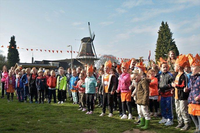 Programma Oranjevereniging Hoonhorst - Foto: eigen geleverde foto