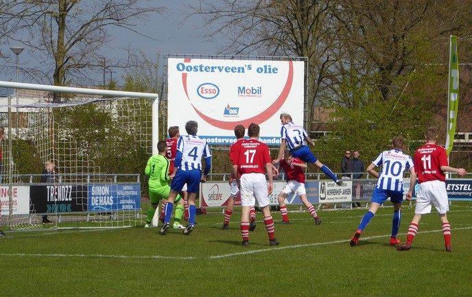 USV verrast Dwingeloo (4-0) - Foto: eigen geleverde foto