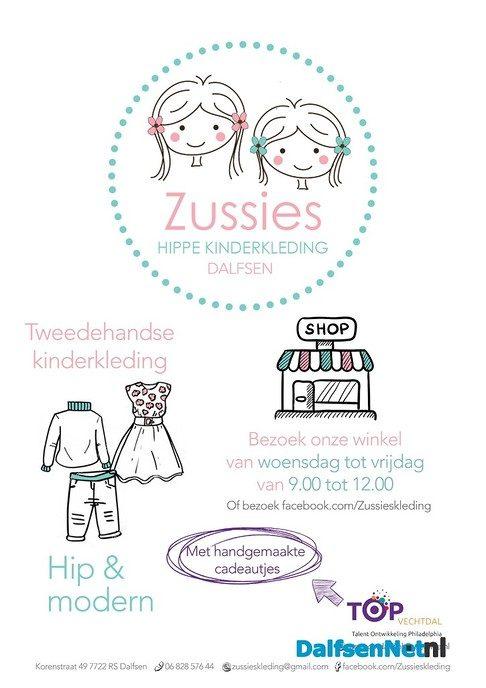 Zussies opent haar deuren in Dalfsen! - Foto: Ingezonden foto
