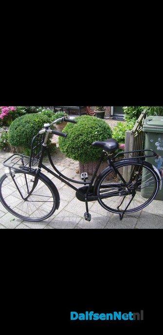 Max is zijn fiets kwijt - Foto: Ingezonden foto
