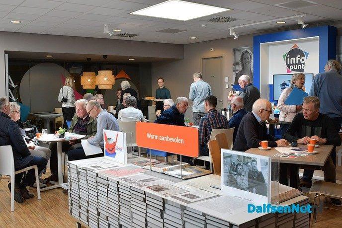WO2 Café brengt verhalen en herinneringen voor het voetlicht - Foto: Johan Bokma