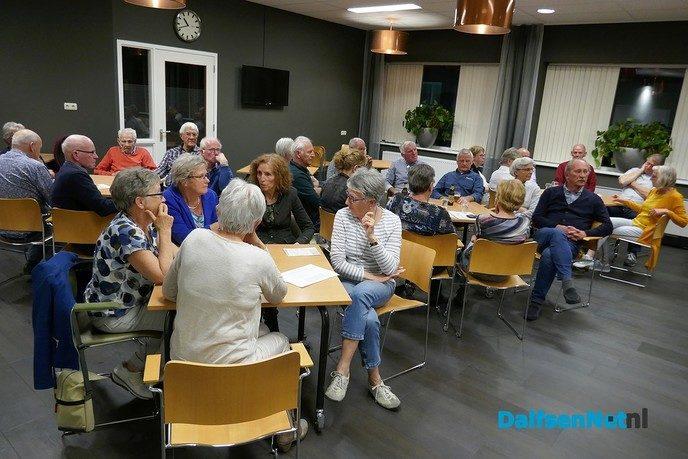 Bridgeclub Saam Welzijn Lemelerveld: winnaars competitie 2018-2019 - Foto: Ingezonden foto