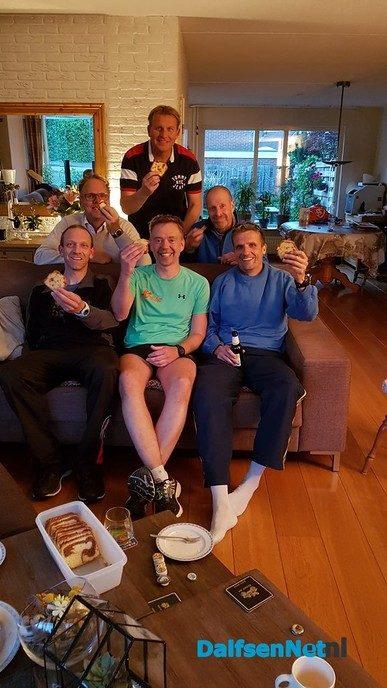 Verrassing voor Cake Runners - Foto: Ingezonden foto