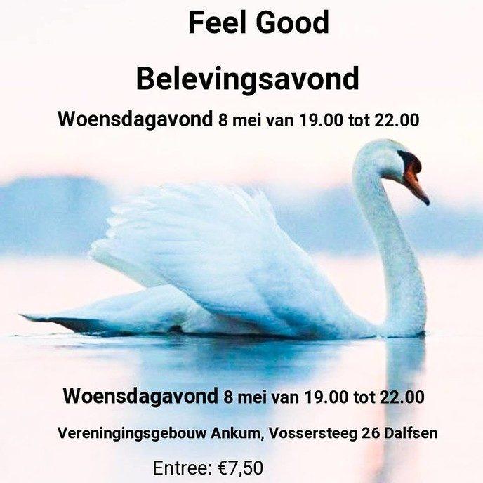 Feel Good Belevingsavond met Paul Bink in Verenigingsgebouw Ankum