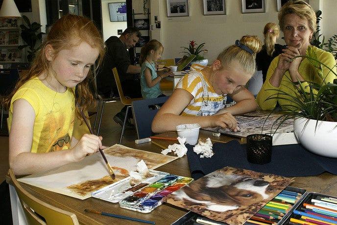 Week van de Amateurkunst (WAK) - Foto: Paul Scholten
