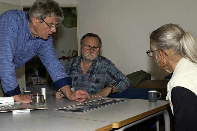 Fototips tijdens WAK museum Palthehof - Foto: Paul Scholten