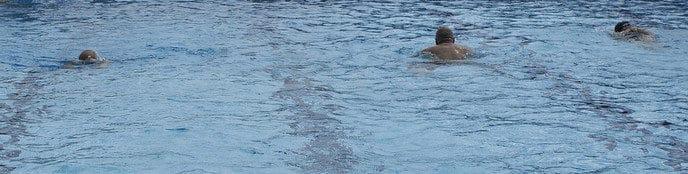 Dauwzwemmen in Nieuwleusen - Foto: Gemeente Dalfsen