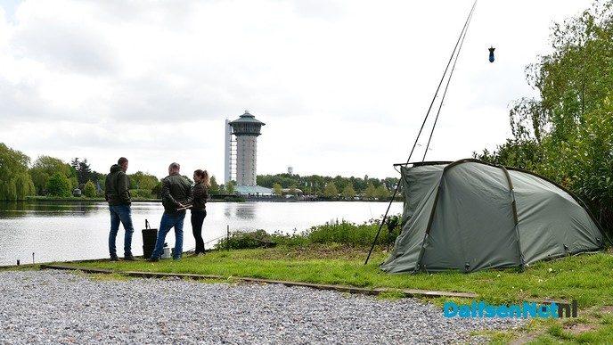 KWO in Action Day bij de Koperen Hoogte. - Foto: Johan Bokma